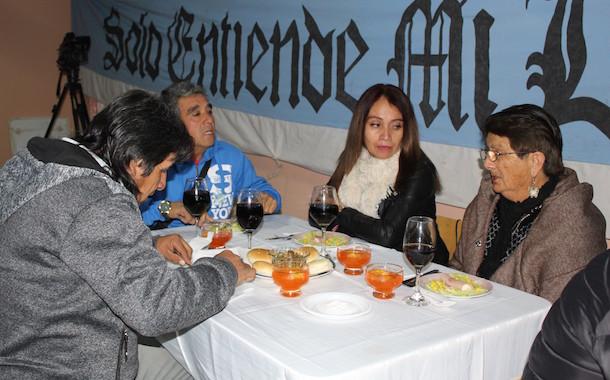 El Club Deportivo Unión Huana apagó 64 velitas