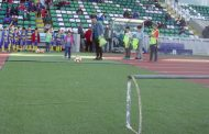 Niños también la rompieron en el Estadio Diaguita