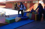 Niños y niñas del Centro de Rehabilitación Integral de Ovalle celebraron su día