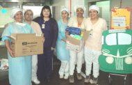 Invitan a colaborar con niños hospitalizados en el Día de la Solidaridad