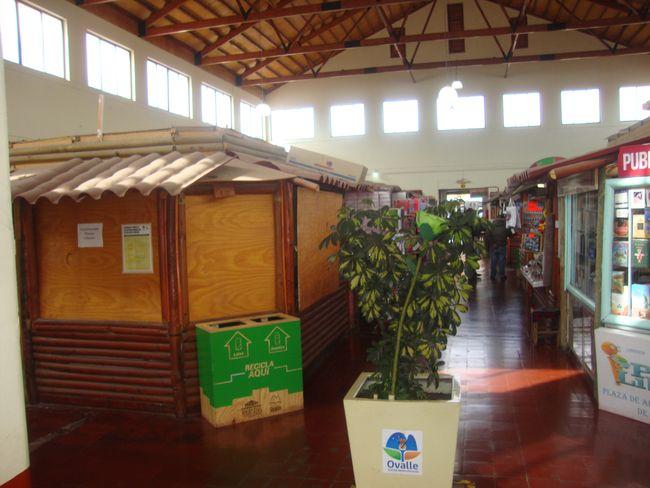 Buscan rescatar el Mercado Municipal para el comercio y el turismo