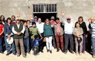 Vecinos de Centinela Carrizal en Combarbalá están a un paso de obtener red eléctrica