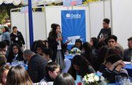 Jóvenes ovallinos participaron en desayuno público para celebrar su día