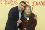Realizan último adiós a madre de alcalde Carlos Araya