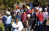 Celebran el Día del Minero en Río Hurtado