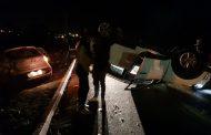 En estado de ebriedad habría estado el conductor que protagonizó accidente en Costanera