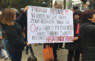 Beneficiarios de subsidios protestan por falta de financiamiento para mejoramiento de sus viviendas