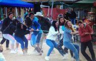 Fotos: Juegos populares y celebraciones patrias en El Romero