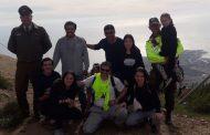 Región: Carabineros rescata a familia de turistas en Los Vilos