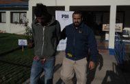 Sujeto fue detenido tras intentar ingresar a una vivienda en Los Peñones