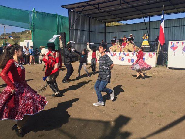 Hoy comienza las actividades dieciocheras en Punitaqui