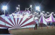 En la cuerda floja sujeto que asaltó a dueño del Circo Los Maluenda