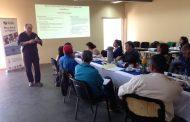 En La Higuera continúa trabajo para implementar Política Regional Rural Campesina