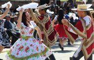 Monte Patria celebró en grande las fiestas patrias 2018