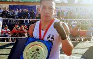Boxeador ovallino a un paso de ser seleccionado nacional