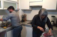 Realizan llamado para compartir tareas del hogar durante las fiestas