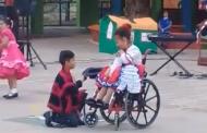 Espíritu dieciochero: Pequeños de la Escuela Antonio Tirado Lanas se transforman en viral tras emotivo pie de cueca