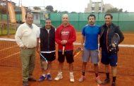 Ovallinos presentes en el Internacional de Tenis, en La Serena