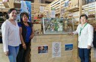 Emprendedores limarinos la rompen en la Expo Chile Agrícola