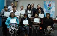 Capacitan a representantes comunitarios en salud mental y prevención de drogas en Punitaqui