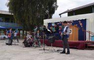 Escuela Antonio Tirado Lanas realizó 3° Feria Prevención de Drogas y Alcohol