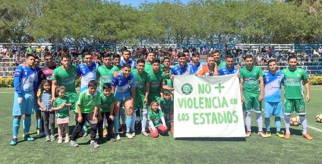 Deportivo Ovalle gana el clásico regional y se mete otra vez en la pelea