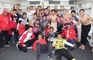 Deportivo Estrella de la Sossas celebra 65 años como Bicampeón Rural