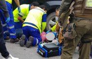 Triste noticia: Conductor sufre infarto mientras manejaba y fallece en la vía pública