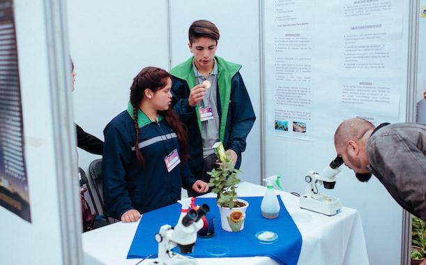 Liceo Agrícola representará a la región en Congreso Escolar de Ciencia