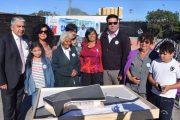Tradicionales barrios de Ovalle se benefician con recuperación de espacios públicos