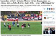 Corte de Apelaciones de Rancagua acoge recurso de castigado club Rancagua Sur