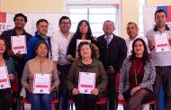 Buscan generar redes entre empresarios apícolas de Monte Patriapara abrir nuevos mercados de ventas