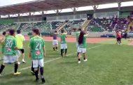 El sueño del pibe: jugar una final en el Estadio Nacional a los 15 años