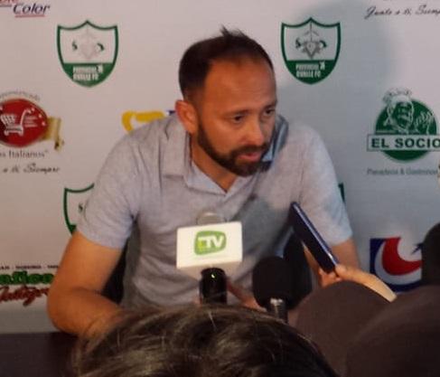 Director Técnico Jorge Guzmán deja Club Provincial Ovalle
