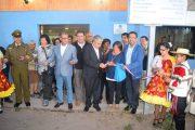 Vecinos de Barrancas de Villaseca cuentan con nuevo recinto comunitario