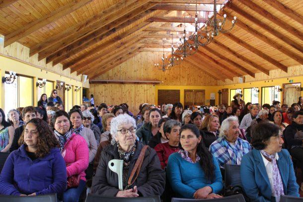 Mujeres de Monte Patria celebran el Día Internacional de las Mujeres Rurales