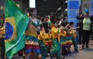 FotoNoticia: Pasacalle multicultural adorna paseo peatonal de Ovalle