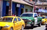 Hombre fue apuñalado al interior de agencia de taxis colectivos en calle Victoria