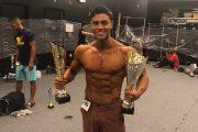 Orgullo ovallino: Chileno gana importante concurso internacional de fitness