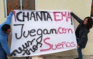 FotoNoticia: Vecinos de condominio Mirador Ovalle se manifiestan en contra de inmobiliaria