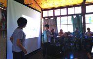 Escolares de Monte Patria debaten sobre medio ambiente, nuevas tecnologías y prevención del consumo de drogas