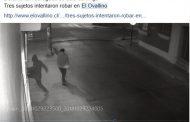 Investigan intento de robo en oficinas de Diario El Ovallino