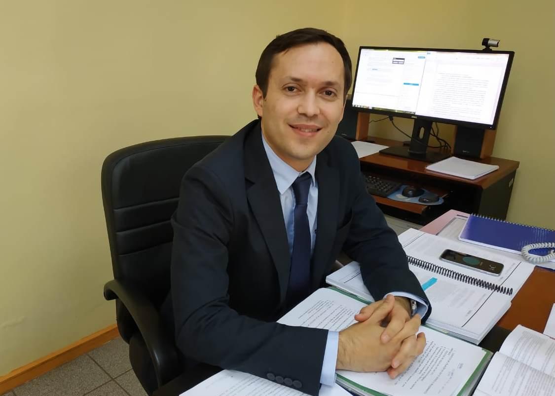 Nuevo Juez Titular de Combarbalá jura en la Corte de Apelaciones de La Serena