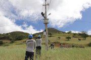 73 familias del Ajial de Quiles se verán beneficiadas por electrificación rural