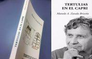 Manolo Zavala presentará su primer libro en Colegio Raúl Silva Henríquez