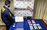 Dos detenidos por microtráfico en Ovalle