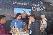 Comunas del Limarí promocionan sus atractivos en la mayor feria de turismo de Chile