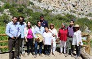 Buscan declarar Santuario de la Naturaleza sector de 44 hectáreas en Cochiguaz