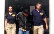 Prófugo de homicidio se ocultaba bajo un piso falso en el patio de su domicilio