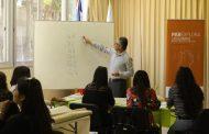 Educadoras de párvulo de la Región participan en interesante iniciativa científica